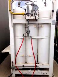 Waste water recycle system to create a zero discharge waste loop for a plating line or anodizing line